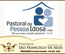 Reunião Pastoral da Pessoa Idosa
