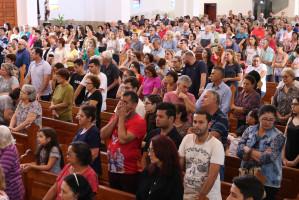Missa - Quarta-feira de Cinzas as 15h