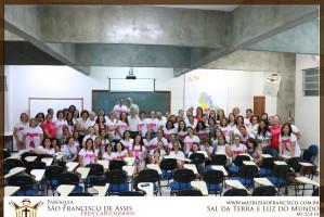 1ª Reunião 2018 - Grupo de Mulheres que Edificam a Igreja