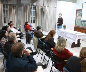 Reunião CPAE - Julho