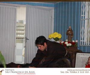 Visita da Imagem de São Francisco ao Setores 2 e 3