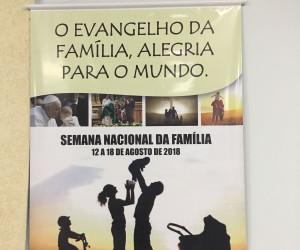2º Dia - Semana a Família