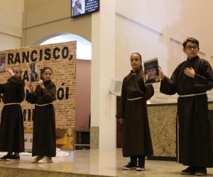3º Dia da Novena de São Francisco de Assis
