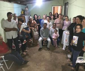 Visita Missionaria setores 22 e 23