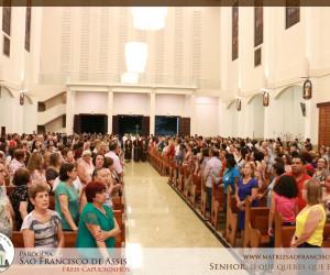 3º Dia da Novena de São Francisco de Assis e Quermesse