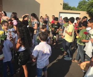 Celebração Nossa Senhora Aparecida - Pq. Jabuticabeira
