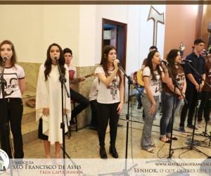 3º dia Tríduo em comemoração aos 10 anos JOFAC e GANG - Missa