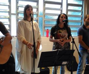 Escola de Violão - Missa 9h Capela Santa Inês