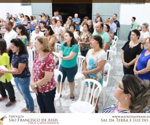 Reinauguração Salão Comunitário Setor 19