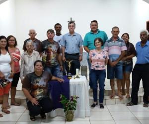 CEB's - Capela São José - Três Placas