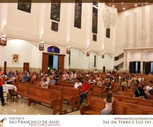2º dia - Novena de Nossa Senhora Desatadora dos Nós - RCC