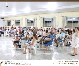 1º Dia Formação Paroquial - Iniciação a Vida Cristã