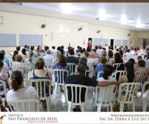 3º Dia Formação Paroquial - Iniciação a Vida Cristã