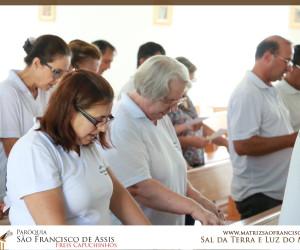 Reunião MECEP's Março - Capela N. Sra. de Fátima
