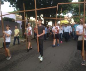 Caminhada Penitencial