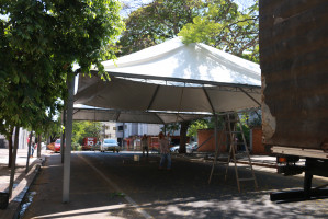 Preparação da Festa de São Francisco de Assis 2017