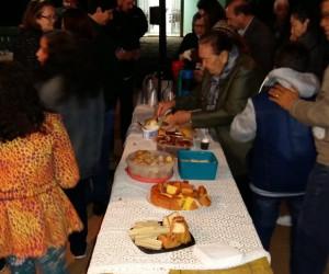 Visita da Imagem de São Francisco ao Setor 24 - Vista Alegre