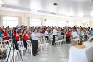 1º Congresso Paroquial - Ano do Laicato